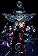 legendas X-Men: Apocalypse legenda X-Men: Apocalipse download